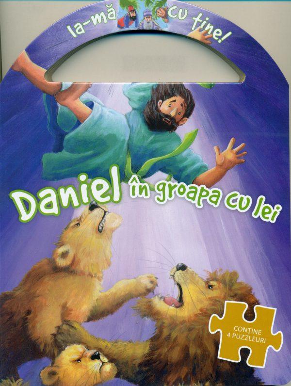 Daniel in groapa cu lei