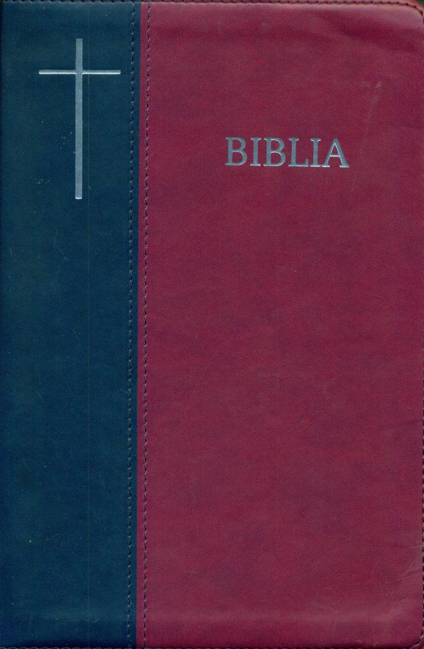 Biblia Cornilescu 076 rosie