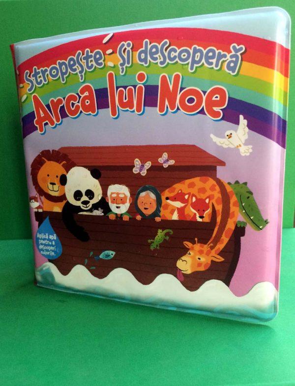 Arca lui Noe-stropeste cu apa